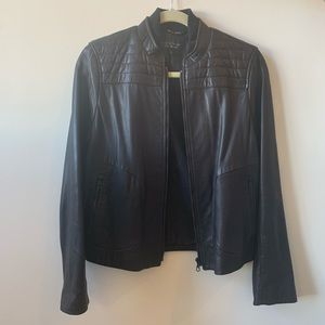 Rag & bone leather jacket